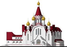 Благотворительность на строительство Храма